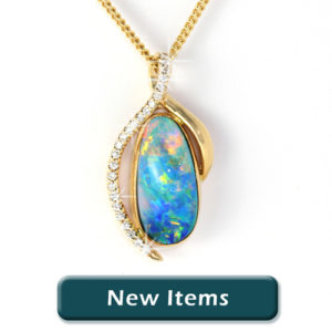 Opal Jewelry and Opals - Newly Added Items
