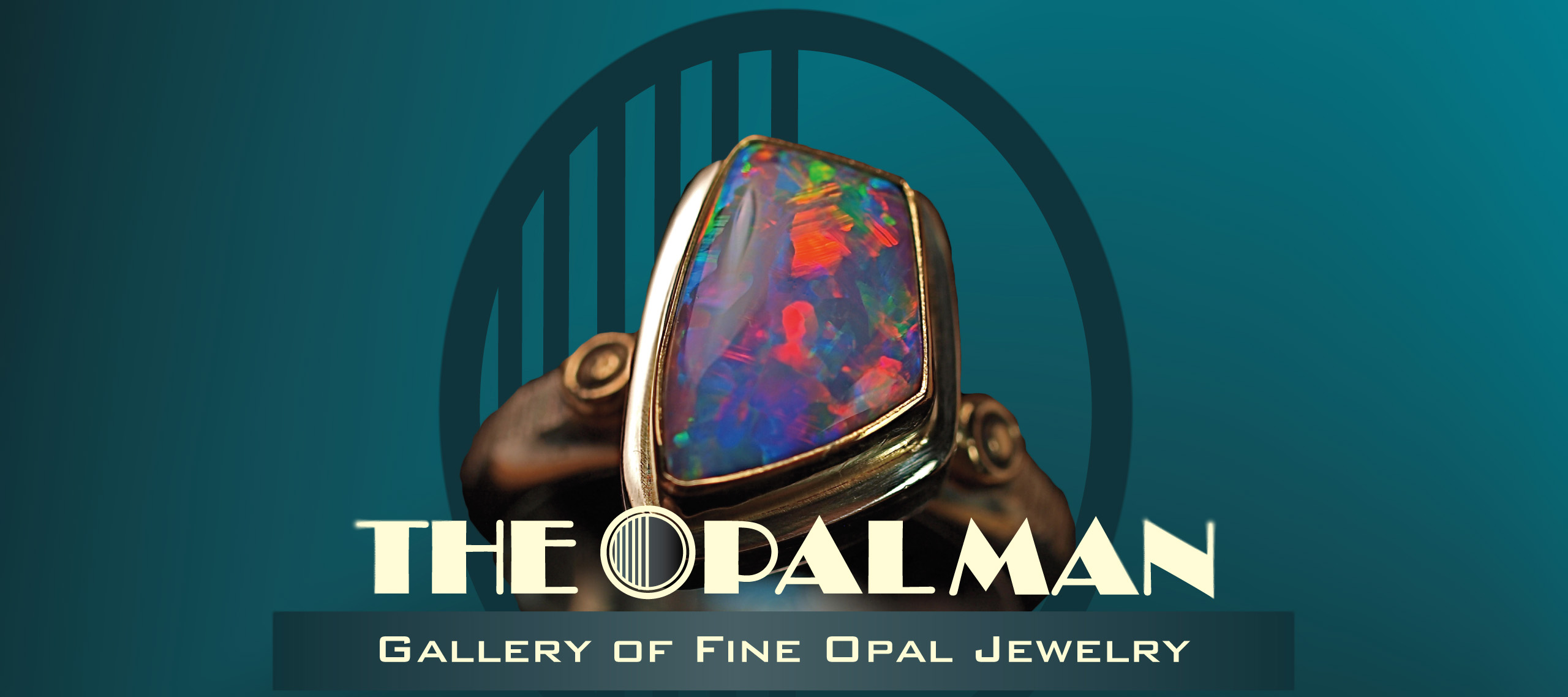 The Opal Man, Spring Green, Wisconsin